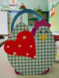 Easter Activities, Toddler Activities, Diy Gift Box, Gift Tags, Easter Crafts, Christmas Crafts, Diy And Crafts, Crafts For Kids, Treat Holder