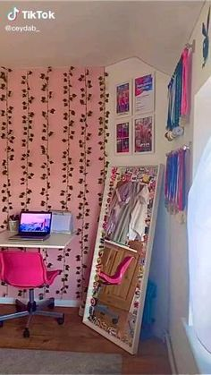 Indie Room Decor, Cute Bedroom Decor, Room Design Bedroom, Aesthetic Room Decor, Room Ideas Bedroom, Girls Bedroom, Teenage Room Decor Diy, Indie Dorm Room, Diy Room Decor Tumblr