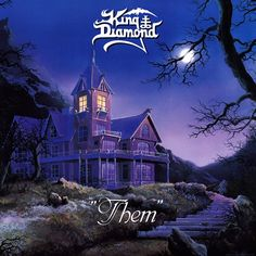 King Diamond - Them on Limited Edition 180g LP