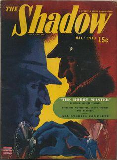 Shadow Magazine Vol 1 #267 May, 1943