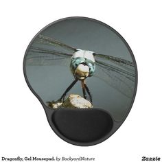 Dragonfly, Gel Mousepad. Gel Mouse Pad