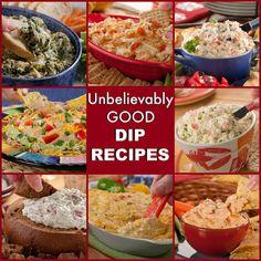 My Aunt's Veggie Dip | MrFood.com
