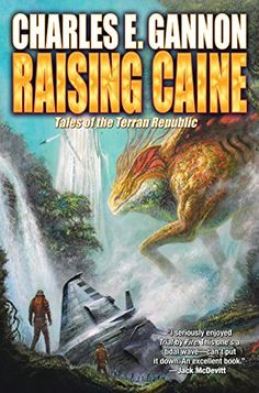 Raising Caine.  Click on the book title to request this book at the Bill or Gales Ferry Libraries 12/16.