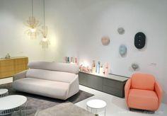 Die Trends der Kölner Möbelmesse: 2015 wird's warm, weich und wohnlich