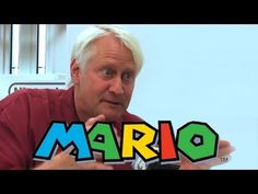 An interview with the voice of Mario (Nintendo) - Charles Martinet