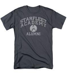 Dorkees.com - Star Trek: Alumni T-Shirt, $20.00 (http://www.dorkees.com/star-trek-alumni-t-shirt/)