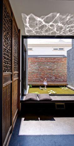 The new old house featuring Melbourne laneway art culture | Designhunter - architecture & design blog