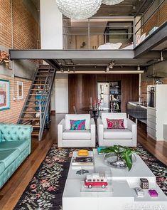 #interior #design #inspiring #interiordesign #beautiful #enjoy#brick#metal#funky#industrial by interiordesign_hk