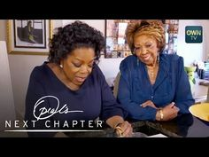 While taking Oprah on a tour of her New Jersey home, Cissy Houston, a Grammy-winning vocalist and mother of Whitney Houston, shows Oprah one of her prized po. Cissy Houston, Whitney Houston, Next Chapter, Oprah, Elvis Presley, Precious Gift, Singers, Youtube, Singer