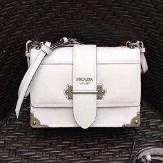 c785e1636ad7 7 Best Prada Cahier Bag images | Prada handbags, Prada purses, Beige ...