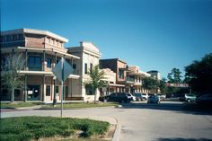 Town Center in Kingwood, TX