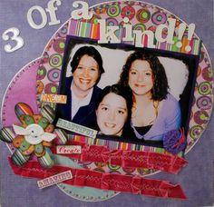 3 of a Kind!! - Scrapbook.com