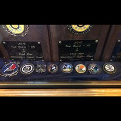Got Coins? At our home at the our Flotilla's coin display can be seen. Want to trade flotilla coins and have your coin… Coast Guard Auxiliary, Coin Display, Yacht Club, Coins, Canning, Instagram, Rooms, Home Canning, Conservation