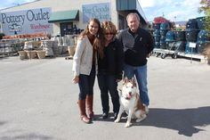 Christmas Open House,  Friends of The Barn Nursery Chattanooga, TN. So glad you joined us for this festive day! www.barnnursery.com 110213 #Christmas ornaments #Christmas trees #Christmas centerpieces #Santa # Dogs with Santa
