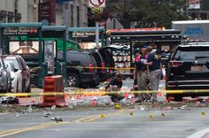 Police Capture Suspect in New York-area Bombings After Shootout