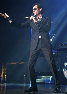 Photos: Marc Anthony, Marco Antonio Solis, and Chayanne gave steamy performances at AAC (September 2)   www.pegasusnews.com   Dallas/Fort Worth