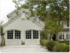 Doors for garage studio