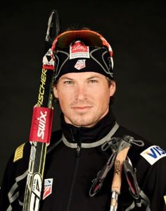 "Olympian Kris Freeman,   Birkie ""Skiers for Cures"" Ambassador,    lives and skis with type 1 diabetes"