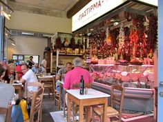 Weathering the Storm: Athens Eateries  Culinary BackStreets at Karamanlidika Athens, Greece, Restaurant, Beef, Shops, Food, Greece Country, Meat, Tents
