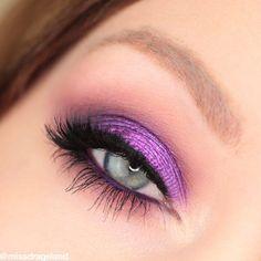 Makeup Geek eyeshadows - Masquerade,Tuscan Sun, Petal Pusher, Curfew, Motown, Mirage Zoeva eyeliner pencil - Regency