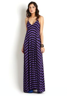 Purple AND stripes!! <3