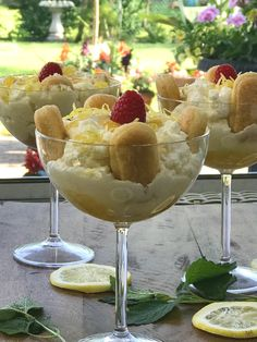 Easy Summer Limoncello Tiramisu