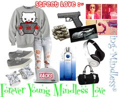 """Tough Love"" by mindless-princeton-chick on Polyvore"