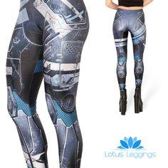 MECH LEGGINGS – Lotus Leggings
