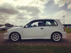 regram One from modified nationals Toyota Starlet, Old School, Dream Cars, Wheels, Hot, Instagram Posts, Autos