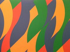 Bridget Riley, Unknown on ArtStack #bridget-riley #art