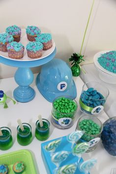 scarer of the month monsters inc birthday theme - Google Search