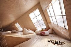 La maison cube d'Atelier 8000