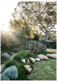 Landscape Design Plans, Landscape Architecture Design, Landscape Edging, House Landscape, Landscape Art, Landscape Paintings, Landscape Photography, Landscape Rocks, Australian Garden Design