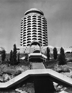 YOUTH PLACE (1977) IN YEREVAN, ARMENIA.
