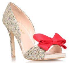 Miss KG Gabriella bow sandals