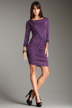 Tart  Boatneck veronica dress