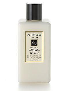 So #wild - Jo Malone London #Wild Fig & Cassis Body Lotion/8.5 oz. #jomalone