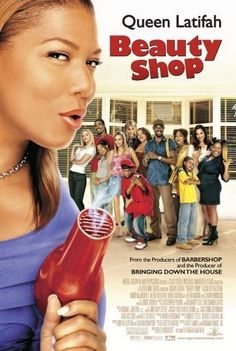 Beauty Shop starring Queen Latifah, Alicia Silverstone & Djimon Hounsou