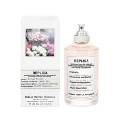 maison martin margiela replica perfume flower market