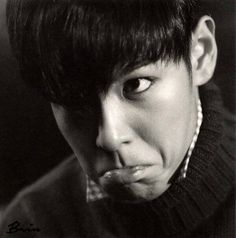 k-pop girl: Scans: From TOP: Pictorial Records Photo Book Daesung, Top Bigbang, Korean Boy Bands, South Korean Boy Band, Top Photo, Photo Book, Rapper, Top Choi Seung Hyun, Bigbang G Dragon