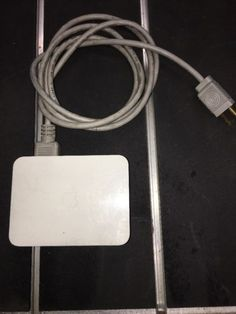 Apple #a1097 #cinema hd #display power adapter 90w for 23'' dvi #cinema hd #display,  View more on the LINK: http://www.zeppy.io/product/gb/2/282312217301/