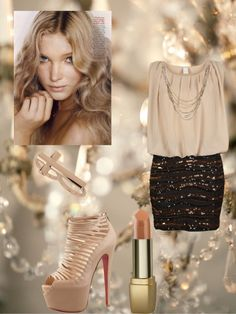 """""""Night Out"""" by cassiecclayton on Polyvore"""