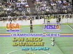 ▶ San Diego Sockers vs Baltimore Blast, 1983 MISL Finals, Game 4 - YouTube