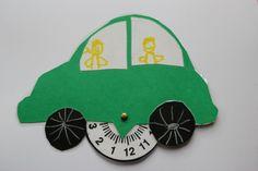 DIY Geschenkidee für den Vatertag: Selbstgemachte Parkuhr
