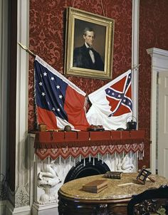 Confederate White House, Richmond, Virginia