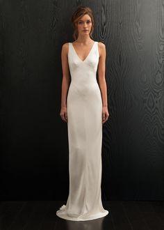 Adette Wedding Dress, Amanda Wakeley Designer Collection