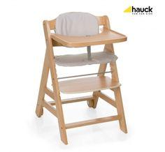 Hauck Beta+ 2016 židlička dřevěná
