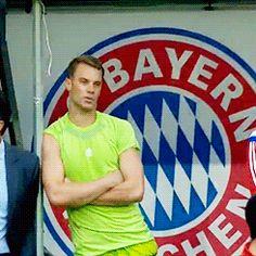 Manuel - Bayerntorwart und Nationalkeeper