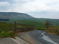 Pendle Hill, Lancashire. England. England, Country Roads, Life, England Uk, English