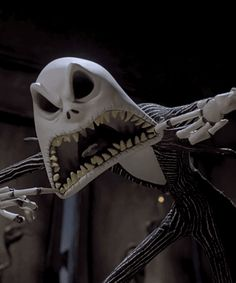 Pumpkin King Jack Skellington The Nightmare Before Christmas El extraño mundo de Jack Disney Disney Halloween